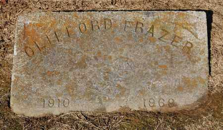 FRAZER, CLIFFORD - Gallia County, Ohio | CLIFFORD FRAZER - Ohio Gravestone Photos