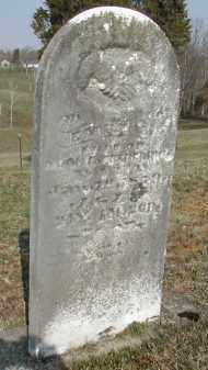 FREDERICK, EMILY E. - Gallia County, Ohio | EMILY E. FREDERICK - Ohio Gravestone Photos