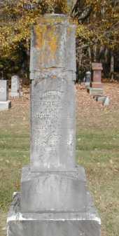 FREDERICK, HENRY - Gallia County, Ohio | HENRY FREDERICK - Ohio Gravestone Photos