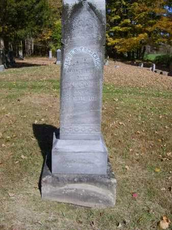 FREDERICK, JACOB - Gallia County, Ohio | JACOB FREDERICK - Ohio Gravestone Photos