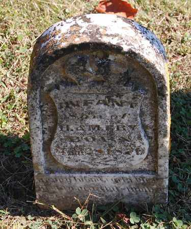 FRY, INFANT SON - Gallia County, Ohio   INFANT SON FRY - Ohio Gravestone Photos