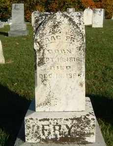 FRY, ISAAC - Gallia County, Ohio | ISAAC FRY - Ohio Gravestone Photos