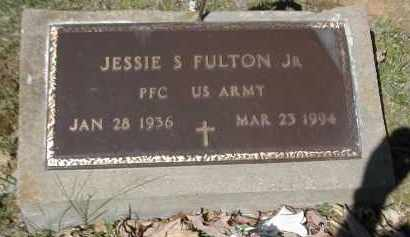 FULTON, JESSIE - Gallia County, Ohio | JESSIE FULTON - Ohio Gravestone Photos