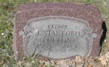 FULTON, J. STANFORD - Gallia County, Ohio | J. STANFORD FULTON - Ohio Gravestone Photos
