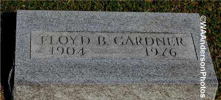 GARDNER, FLOYD B - Gallia County, Ohio | FLOYD B GARDNER - Ohio Gravestone Photos