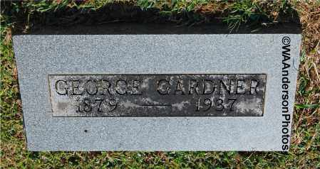 GARDNER, GEORGE - Gallia County, Ohio | GEORGE GARDNER - Ohio Gravestone Photos