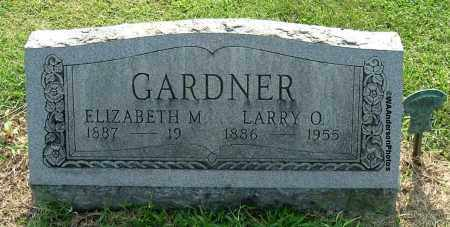 GARDNER, LARRY O - Gallia County, Ohio | LARRY O GARDNER - Ohio Gravestone Photos