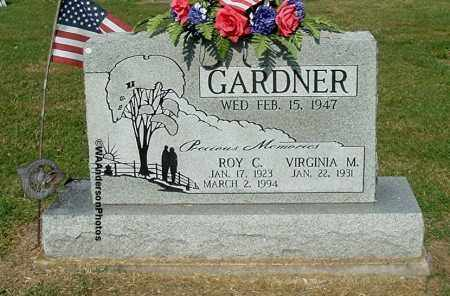 GARDNER, VIRGINIA M - Gallia County, Ohio | VIRGINIA M GARDNER - Ohio Gravestone Photos