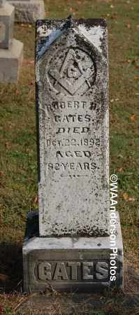 GATES, ROBERT H - Gallia County, Ohio | ROBERT H GATES - Ohio Gravestone Photos