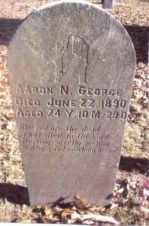 GEORGE, AARON N. - Gallia County, Ohio | AARON N. GEORGE - Ohio Gravestone Photos