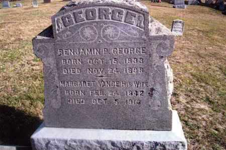 GEORGE, BENJAMIN P. - Gallia County, Ohio | BENJAMIN P. GEORGE - Ohio Gravestone Photos