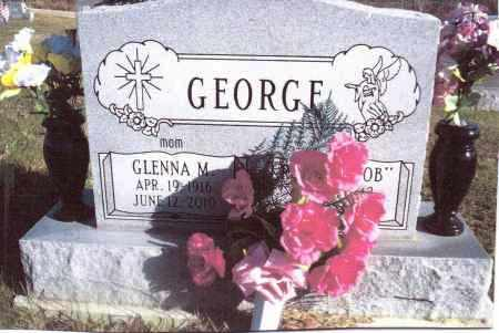 KEMPER GEORGE, GLENNA M. - Gallia County, Ohio | GLENNA M. KEMPER GEORGE - Ohio Gravestone Photos