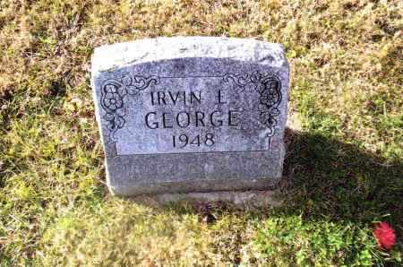 GEORGE, IRVIN L. - Gallia County, Ohio | IRVIN L. GEORGE - Ohio Gravestone Photos