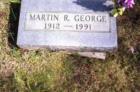 GEORGE, MARTIN R. - Gallia County, Ohio | MARTIN R. GEORGE - Ohio Gravestone Photos