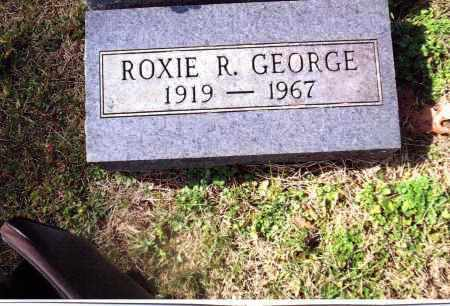 RIFE GEORGE, ROXIE - Gallia County, Ohio | ROXIE RIFE GEORGE - Ohio Gravestone Photos