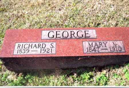 GEORGE, RICHARD - Gallia County, Ohio | RICHARD GEORGE - Ohio Gravestone Photos