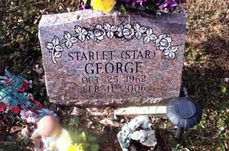 "GEORGE, STARLET ""STAR"" - Gallia County, Ohio 