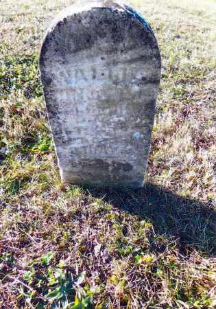 GEORGE, WALLIE - Gallia County, Ohio | WALLIE GEORGE - Ohio Gravestone Photos
