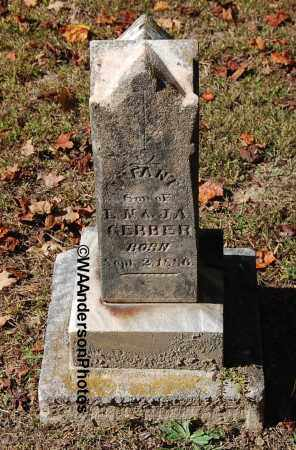 GERBER, INFANT SON - Gallia County, Ohio | INFANT SON GERBER - Ohio Gravestone Photos