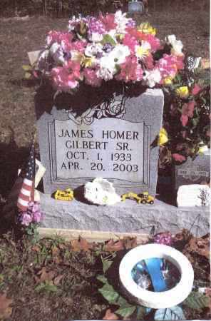 GILBERT, JAMES HOMER - Gallia County, Ohio | JAMES HOMER GILBERT - Ohio Gravestone Photos