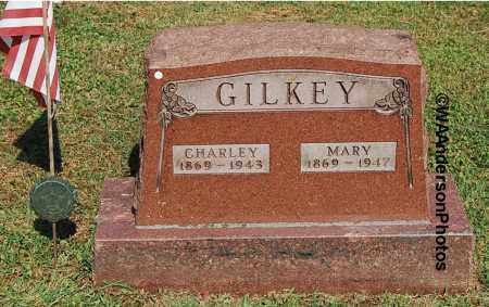 REYNOLDS GILKEY, MARY - Gallia County, Ohio | MARY REYNOLDS GILKEY - Ohio Gravestone Photos