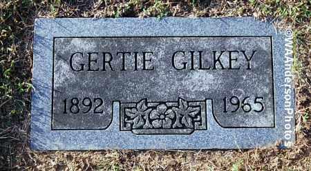 GILKEY, GERTIE - Gallia County, Ohio | GERTIE GILKEY - Ohio Gravestone Photos