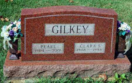 GILKEY, CLARA S. - Gallia County, Ohio | CLARA S. GILKEY - Ohio Gravestone Photos