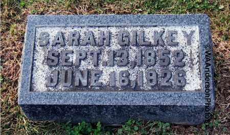 GILKEY, SARAH - Gallia County, Ohio | SARAH GILKEY - Ohio Gravestone Photos