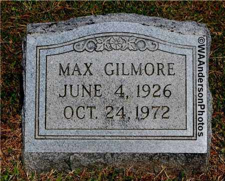 GILMORE, MAX - Gallia County, Ohio | MAX GILMORE - Ohio Gravestone Photos