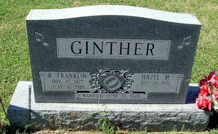 HAWKINS GINTHER, HAZEL M - Gallia County, Ohio | HAZEL M HAWKINS GINTHER - Ohio Gravestone Photos