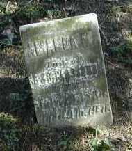 GLASSBURN, AMANDA - Gallia County, Ohio | AMANDA GLASSBURN - Ohio Gravestone Photos