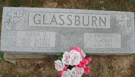 GLASSBURN, DAISY - Gallia County, Ohio | DAISY GLASSBURN - Ohio Gravestone Photos