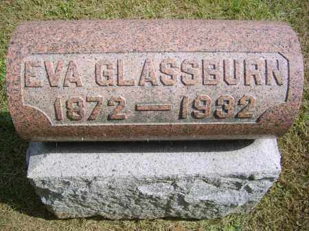 GLASSBURN, EVA - Gallia County, Ohio | EVA GLASSBURN - Ohio Gravestone Photos