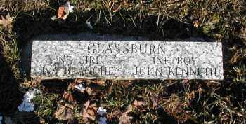 GLASSBURN, JOHN - Gallia County, Ohio | JOHN GLASSBURN - Ohio Gravestone Photos