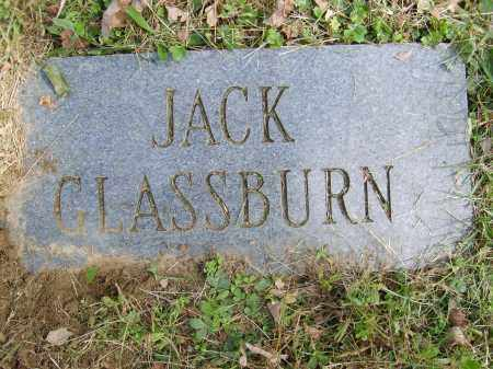 GLASSBURN, JACK - Gallia County, Ohio | JACK GLASSBURN - Ohio Gravestone Photos