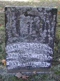 GLASSBURN, JAMES - Gallia County, Ohio | JAMES GLASSBURN - Ohio Gravestone Photos