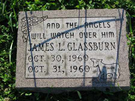 GLASSBURN, JAMES L. - Gallia County, Ohio   JAMES L. GLASSBURN - Ohio Gravestone Photos