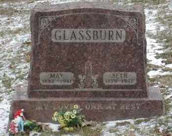 GLASSBURN, MAY - Gallia County, Ohio | MAY GLASSBURN - Ohio Gravestone Photos