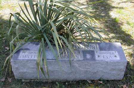 GLASSBURN, MELVIN - Gallia County, Ohio | MELVIN GLASSBURN - Ohio Gravestone Photos