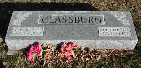 GLASSBURN, N. MARGARET - Gallia County, Ohio | N. MARGARET GLASSBURN - Ohio Gravestone Photos