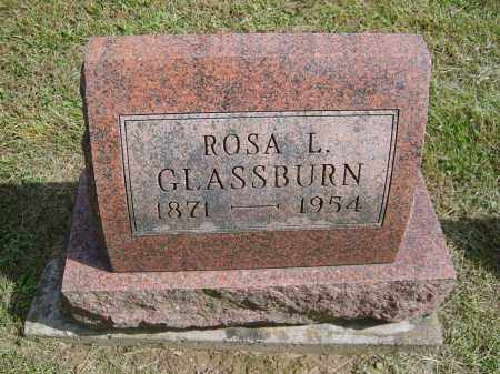 GLASSBURN, ROSA - Gallia County, Ohio | ROSA GLASSBURN - Ohio Gravestone Photos