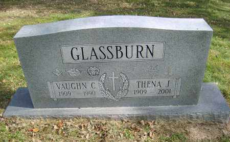 GLASSBURN, VAUGHN - Gallia County, Ohio | VAUGHN GLASSBURN - Ohio Gravestone Photos