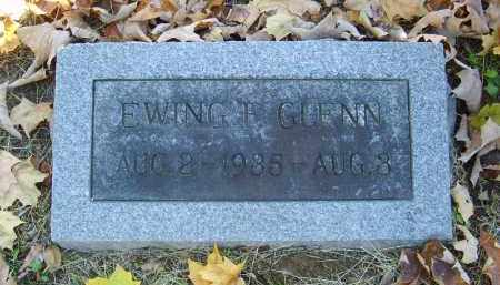 GLENN, EWING - Gallia County, Ohio | EWING GLENN - Ohio Gravestone Photos