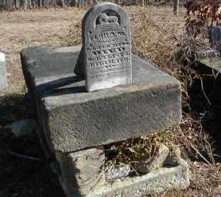 GLENN, FLORA M. - Gallia County, Ohio | FLORA M. GLENN - Ohio Gravestone Photos