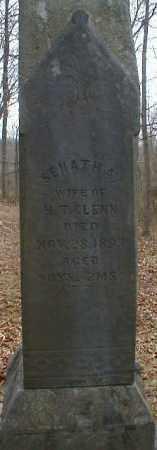 GLENN, SENATHA - Gallia County, Ohio | SENATHA GLENN - Ohio Gravestone Photos