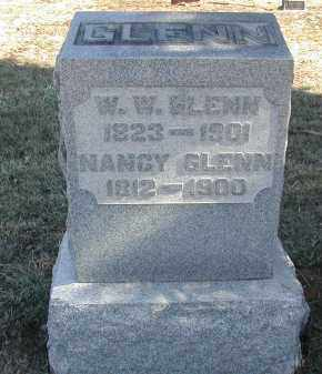 GLENN, W. W. - Gallia County, Ohio | W. W. GLENN - Ohio Gravestone Photos