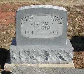 GLENN, WILLIAM F. - Gallia County, Ohio | WILLIAM F. GLENN - Ohio Gravestone Photos