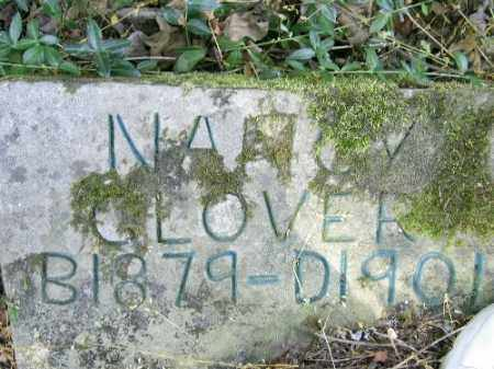 GLOVER, NANCY - Gallia County, Ohio | NANCY GLOVER - Ohio Gravestone Photos
