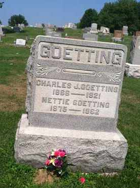 GOETTING, NETTIE - Gallia County, Ohio | NETTIE GOETTING - Ohio Gravestone Photos
