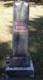 GOOCH, OLLIE - Gallia County, Ohio | OLLIE GOOCH - Ohio Gravestone Photos